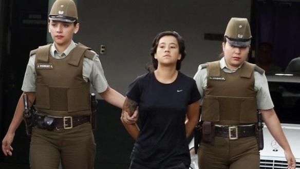Compañera Tamara Sol Farias Vergara